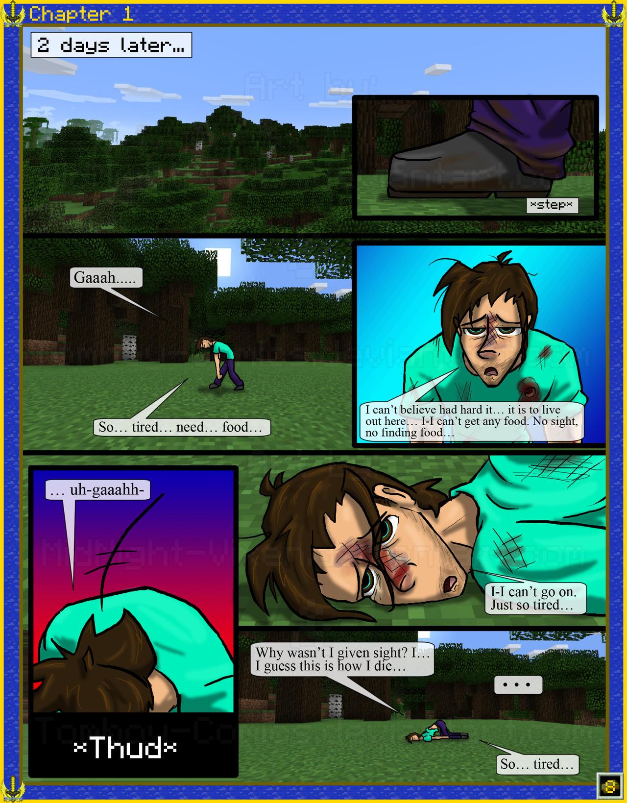 SkyArmy Origins Chapter 1 - 8 by TomBoy-Comics