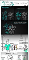 Minecraft Comic: CraftyGirls Pg 98