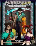 Minecraft: The Awakening Ch3 Cover
