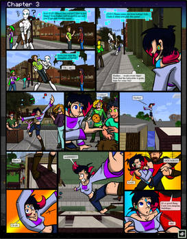 Minecraft: The Awakening Ch3 - 4