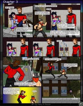 Minecraft: The Awakening Ch3 - 5