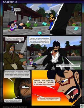 Minecraft: The Awakening Ch3 - 8
