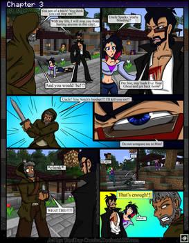 Minecraft: The Awakening Ch3 - 9