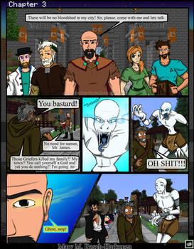 Minecraft: The Awakening Ch3 -10