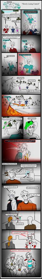 Minecraft Comic: CraftyGirls Pg 113