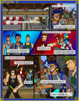 SkyArmy Origins Chapter 2 - 31