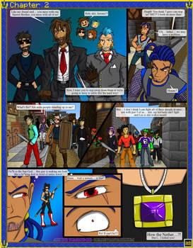 SkyArmy Origins Chapter 2 - 32