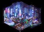 Evil Lab (In space)