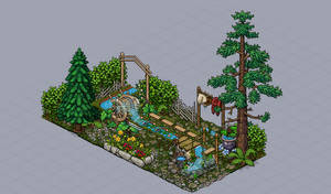 Practice: Create A Watermill by 0BEY-Kekoh
