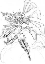 .Lambda-11_Sketch. by MadiBlitz
