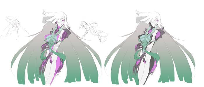 Haruko Demon_sketch
