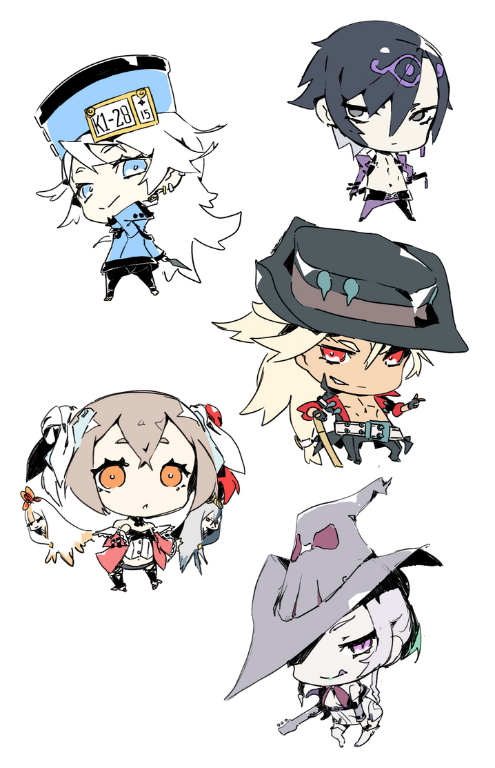 Chibi Gear by MadiBlitz