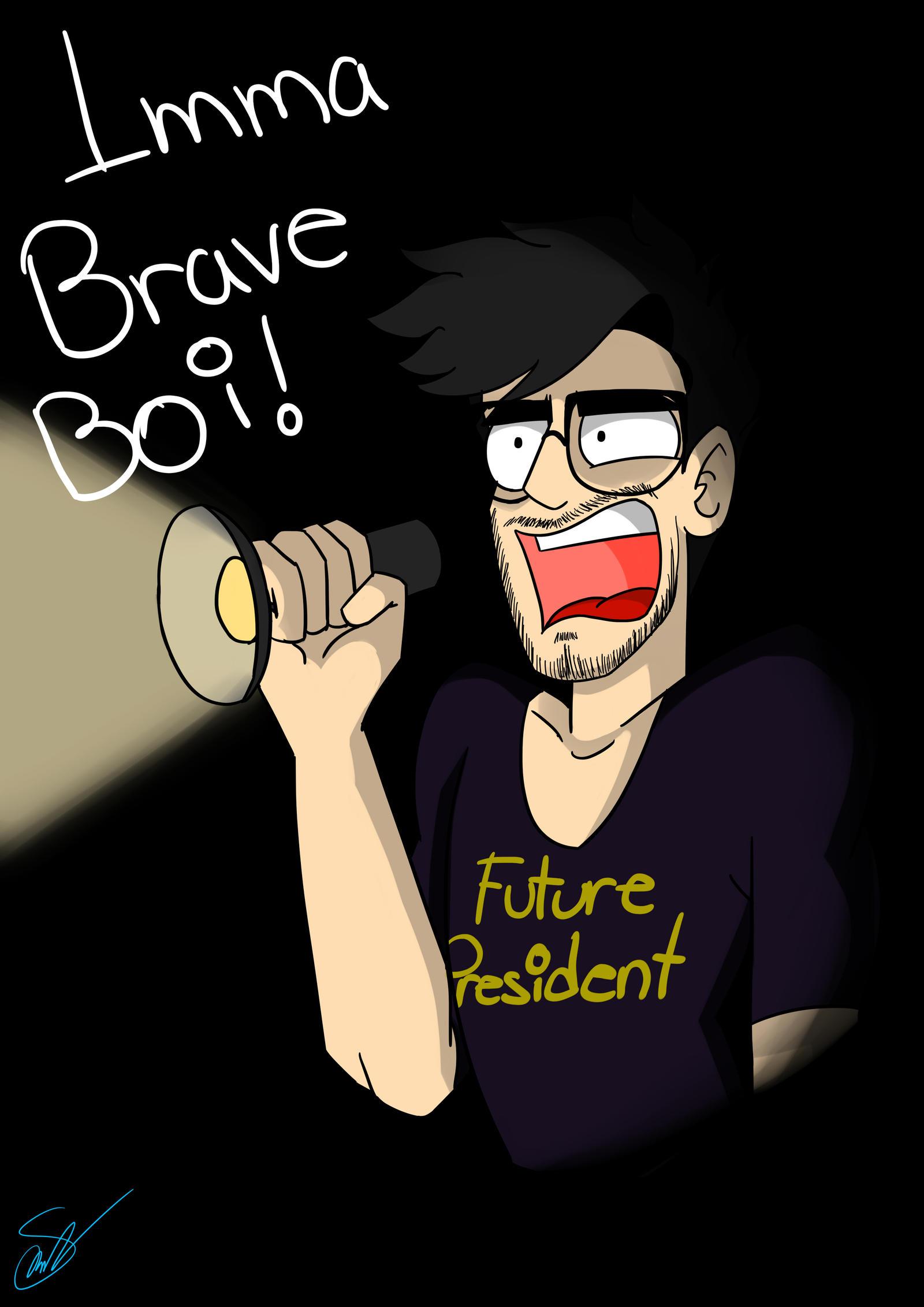 brave boi by rocker2point0 on deviantart