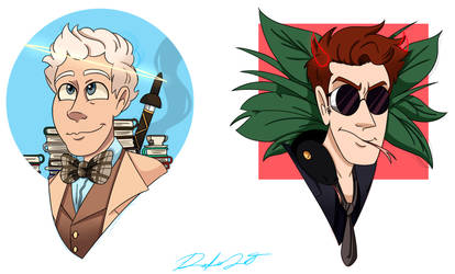 Good Omens by Rocker2point0