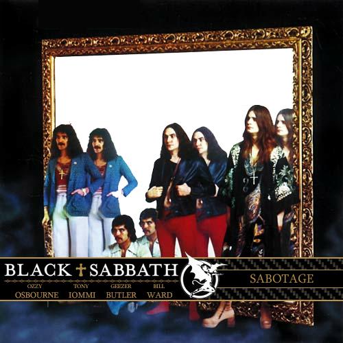 Black Sabbath Sabotage 196 Lypuhelimen K 228 Ytt 246 Ulkomailla