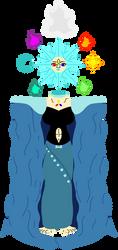 Kioo, Goddess of the Moon by SmuglyOtaku