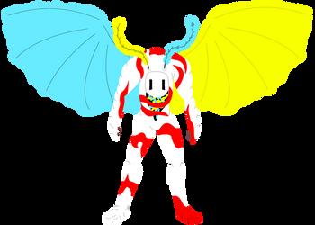 Xeon, Lord of Neon Light by SmuglyOtaku