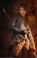 Rise of The Tomb Raider - Lara Croft Cosplay by XenoLinkPH