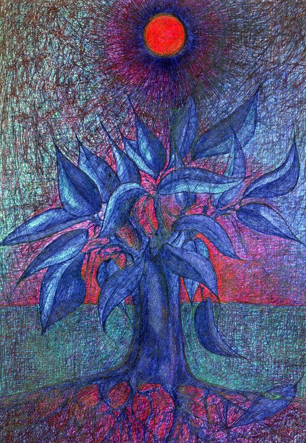 Trees Flower by wojtekkowalski58