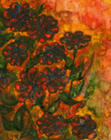 Flowers 11 by wojtekkowalski58