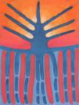 Prehistoric Tree by wojtekkowalski58