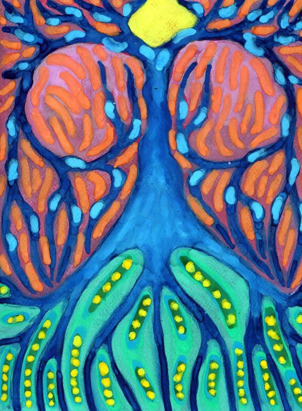 Predatory Tree by wojtekkowalski58