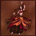 Zairania Dancer by Elbellart