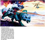 Monoclonius Dino Riders