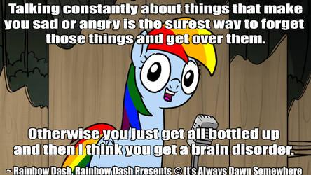 Rainbow-Dash-Presents-Brain-Disorder by ciaranbenson