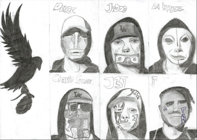 Hollywood Undead by snowflaked23 on DeviantArt