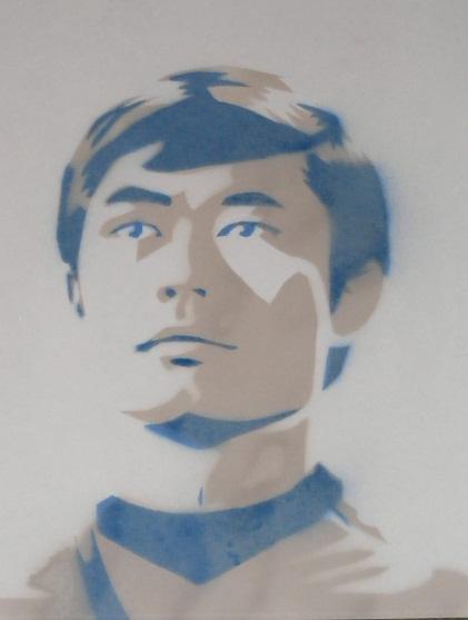 Sulu by rae-maxwell