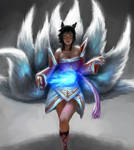 Ahri, The Nine-Tailed Fox