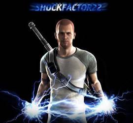 Shockfactor22 Cole McGrath Logo
