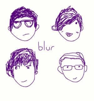 Blur cartoon