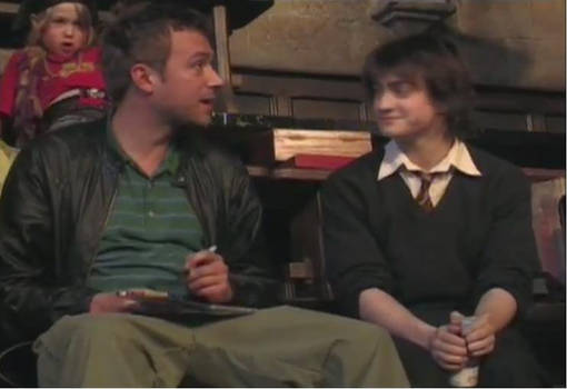 Harry Potter meets Gorillaz