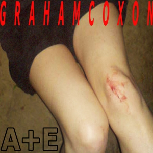 ae graham coxon, a+e, graham coxon new album, a+e artwork