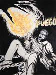 Harry Dresden - Fuego!