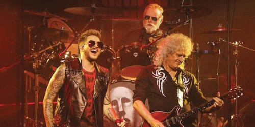 Queen Adam Lambert concert - Concert Lane