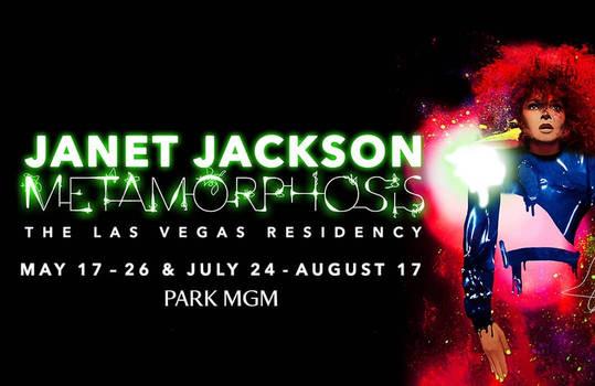 Janet Jackson Las Vegas Tickets - Concert Lane
