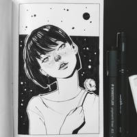 Inktober  by Nadaskii