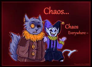 Chaos     Chaos Everywhere
