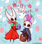 Hollow Knight Easter!