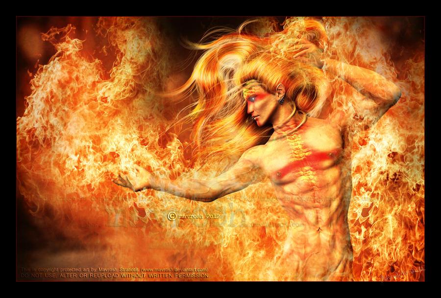 Inferno by Mavrosh