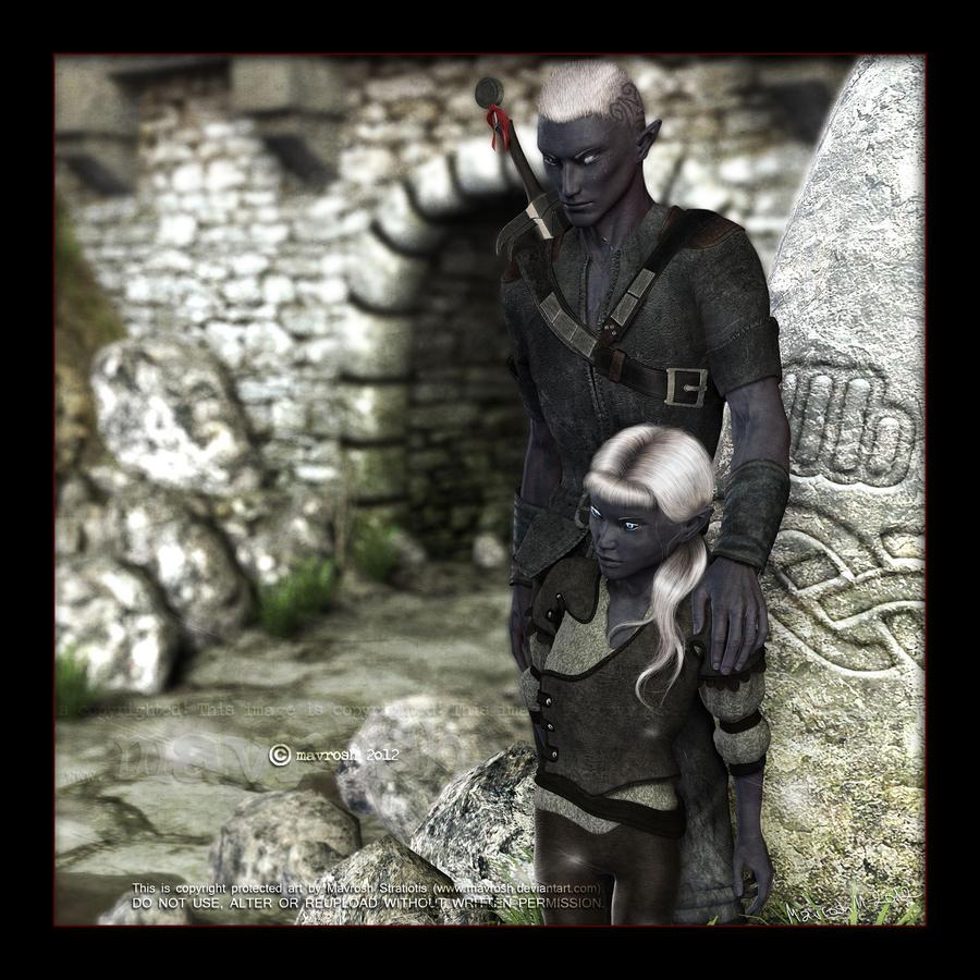Brave New World by Mavrosh