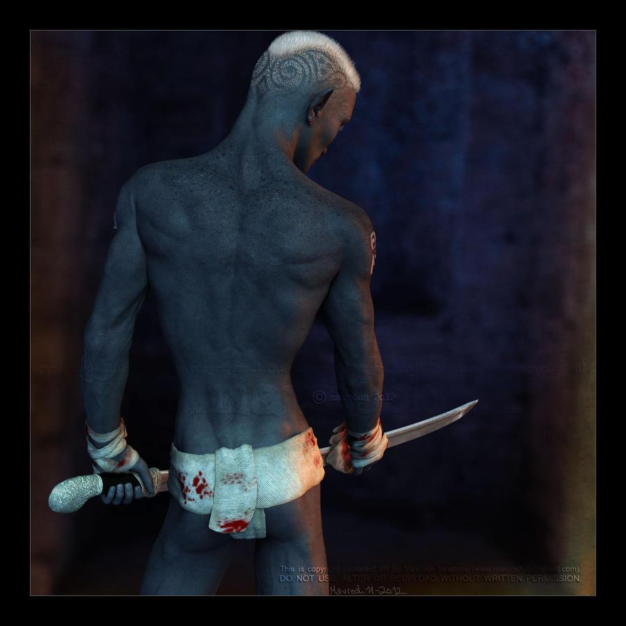 The Fighter by Mavrosh
