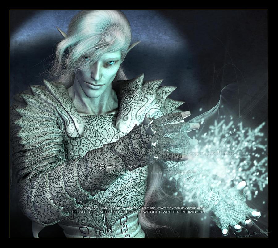 Ancient Magic by Mavrosh