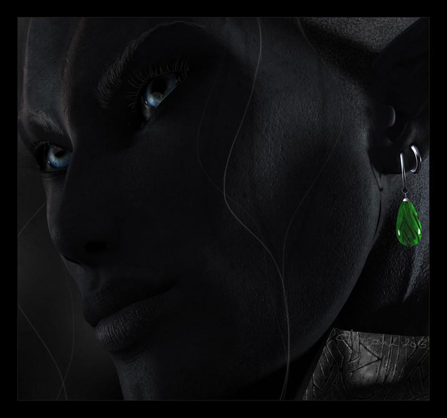 Dark Elf by Mavrosh