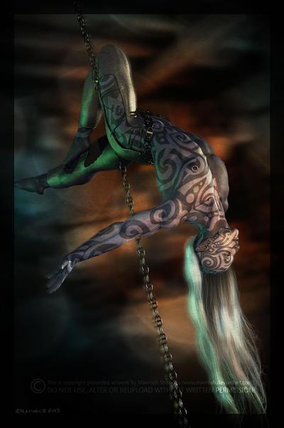 Chain Dancer by Mavrosh