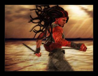 Dagger Dance by Mavrosh