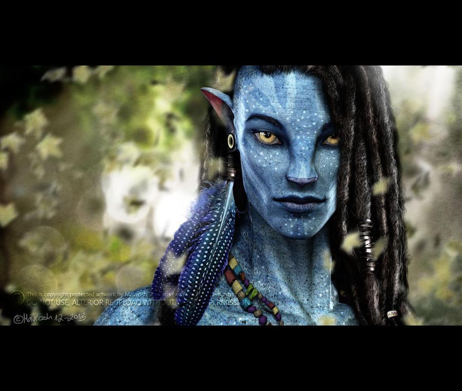 Avatar Movie Characters: Na'vi By Mavrosh On DeviantArt